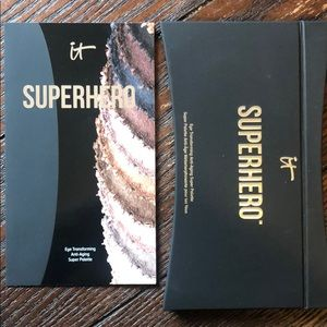 It superhero eyeshadow palette new/unused no box